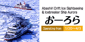 Abashiri Drift Ice Sightseeing Icebreaker Ship Aurora Official Site